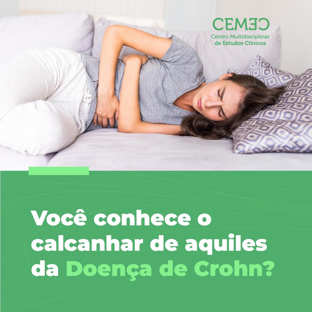 CEMEC_ Doença de crohn